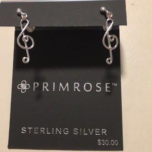 Primrose Music Earrings